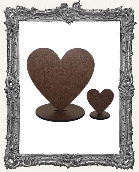 Stand Ups - Hearts