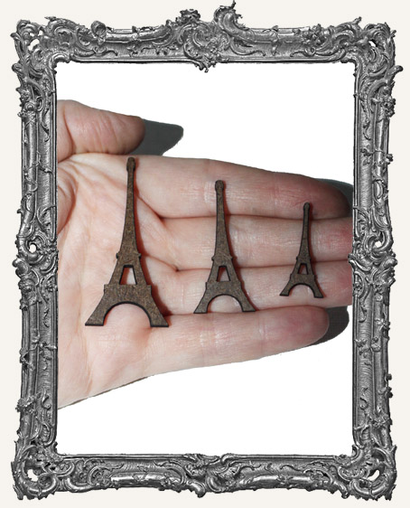Eiffel Tower Charms - You Pick