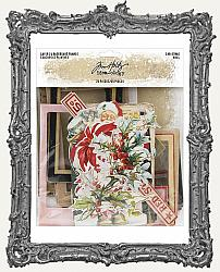 Tim Holtz - Idea-ology - 2019 Christmas Layers and Baseboard Frames