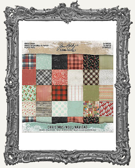 Tim Holtz - Idea-ology - Paper Stash Christmas