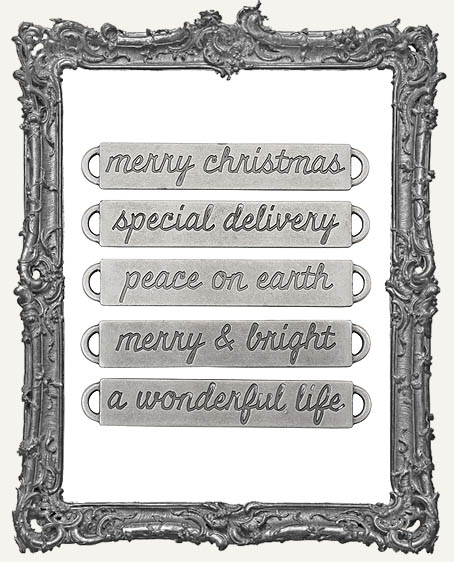Tim Holtz - Idea-ology - Word Bands Christmas