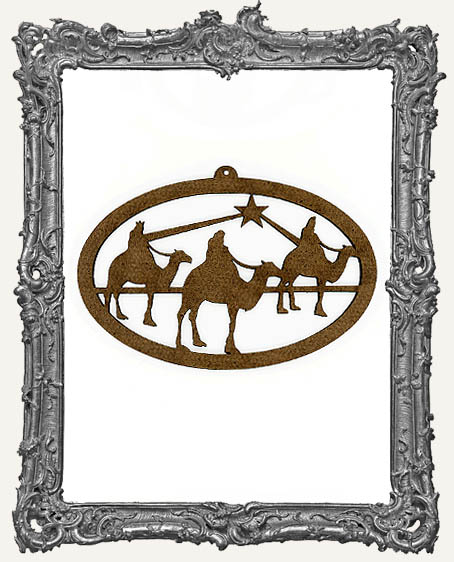 Three Kings Ornament