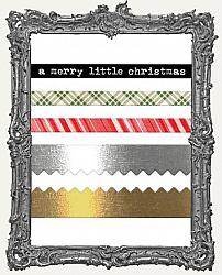 Tim Holtz - Idea-ology - 2020 Christmas Trim Tape