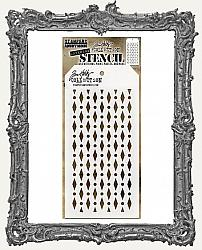 Tim Holtz Layering Stencils - DIAMOND DOTS