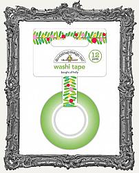 Doodlebug Washi Tape - Christmas Holly