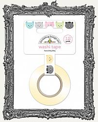 Doodlebug Washi Tape - Here Kitty Kitty