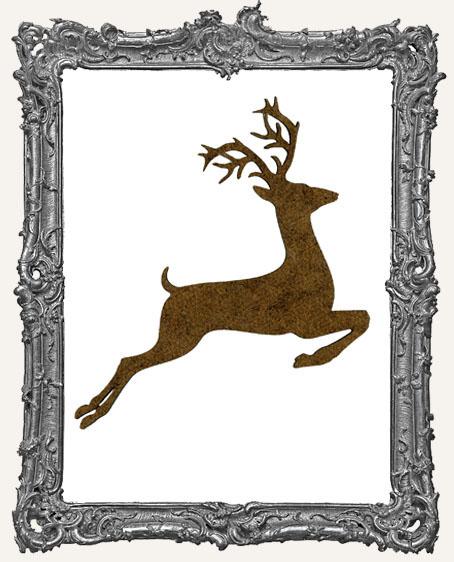 Reindeer Ornament - Style 2