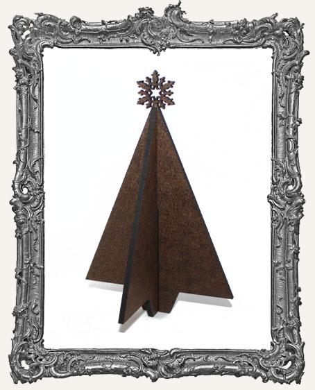 Stand Ups - 3-D Christmas Tree - Modern