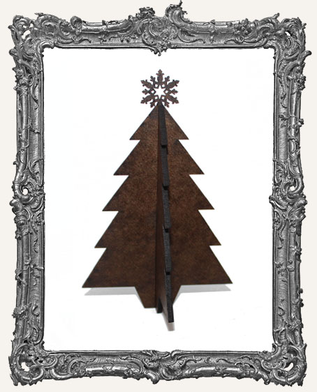 Stand Ups - 3-D Christmas Tree - Traditional