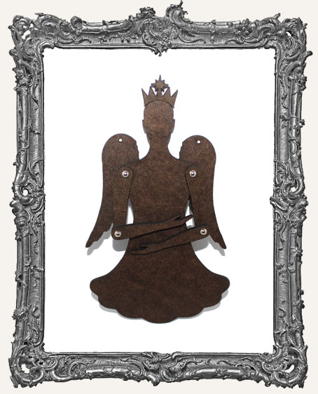 Articulated Angel Ornament - Style 2