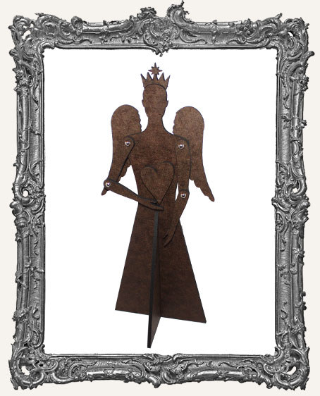 Articulated 3-D Angel - Love