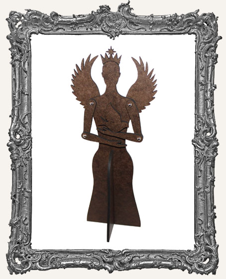 Articulated 3-D Angel - Peace