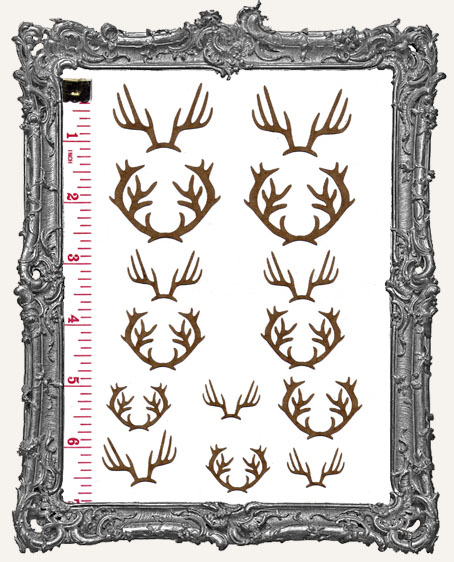 Collage Cut-Outs Accessory Line - Reindeer Antlers