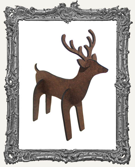 3D Reindeer Stand Ups - 4 Sizes