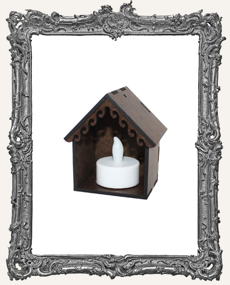 Votive House Shrine Kit - Style 3