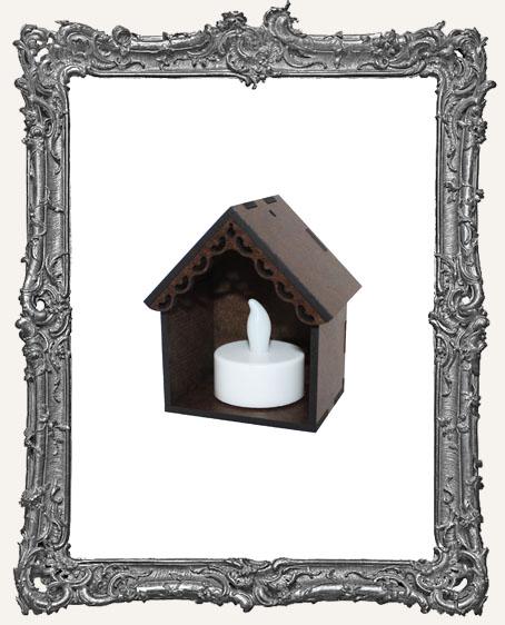 Votive House Shrine Kit - Style 1