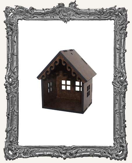 Votive House Shrine Kit - Style 7