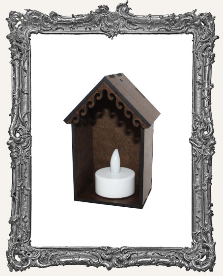 Votive House Shrine Kit - Style 4