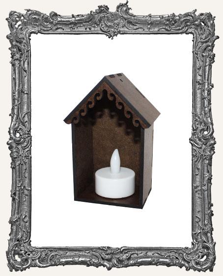 Votive House Shrine Kit - Style 4