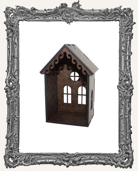 Votive House Shrine Kit - Style 8