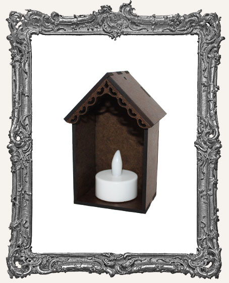 Votive House Shrine Kit - Style 2