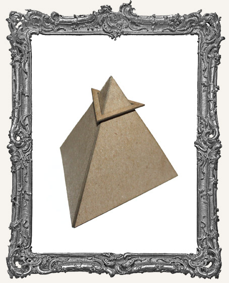 Victorian Exploding Picture Box Kit - MEDIUM - TRIANGLE