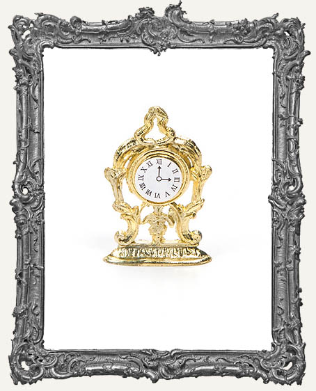 Miniature Mantel Clock