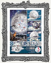 A4 Ciao Bella Moon and Me Paper Creative Pack 90lb