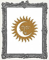 Chipboard Sun and Moon Cut-Outs