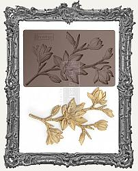 Prima Art Decor Mould - Forest Flora