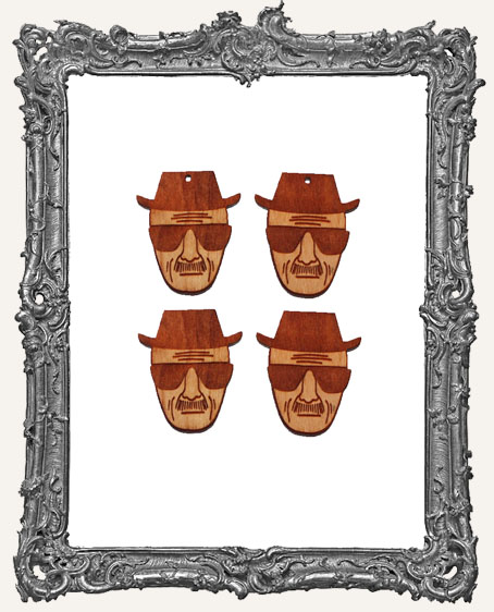 Heisenberg Cut Outs – 4 Pieces