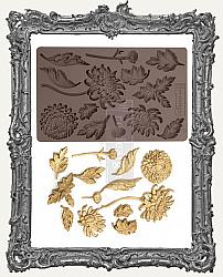 Prima Art Decor Mould - Botanist Floral