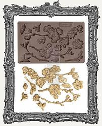 Prima Art Decor Mould - Cherry Blossoms