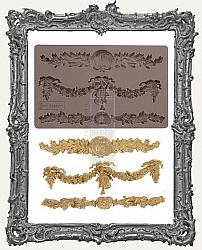 Prima Art Decor Mould - Glorious Garland