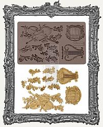 Prima Art Decor Mould - Musical Journey