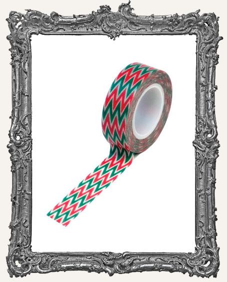 Washi Tape - Holiday Chevron