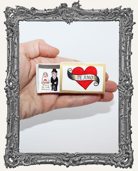 Wedding in a Matchbox