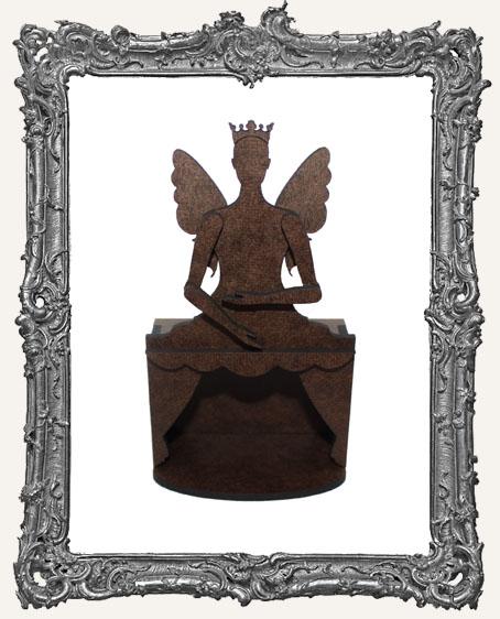 MINI Theatre Art Doll Shrine Kit - Butterfly Fairy