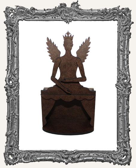 MINI Theatre Art Doll Shrine Kit - Angel