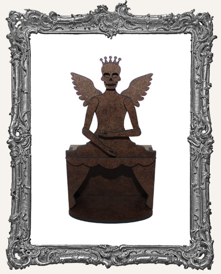 MINI Theatre Art Doll Shrine Kit - Day of the Dead