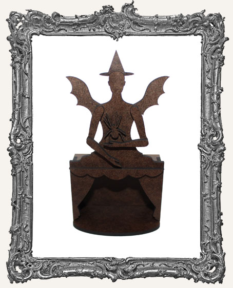 MINI Theatre Art Doll Shrine Kit - Halloween