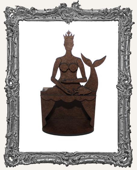 MINI Theatre Art Doll Shrine Kit - Mermaid