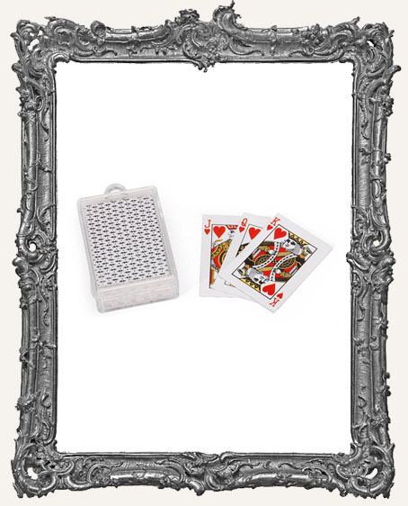 Mini 1 Inch Playing Cards
