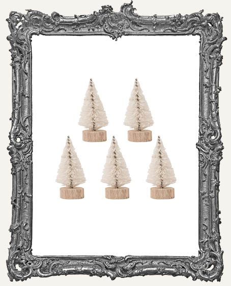 Tim Holtz - Idea-ology - Woodland Mini Tree Lot