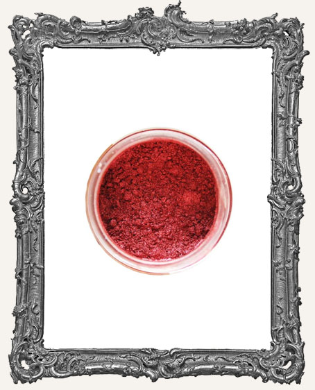 Finnabair - Art Ingredients - Mica Powder - Black Cherry