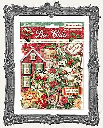 Stamperia Die-Cuts - Classic Christmas