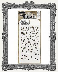 Tim Holtz Layering Stencils - FALLING STAR