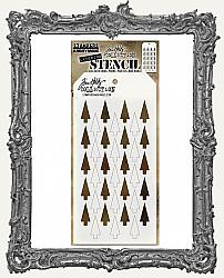 Tim Holtz Layering Stencils - SHIFTER TREE