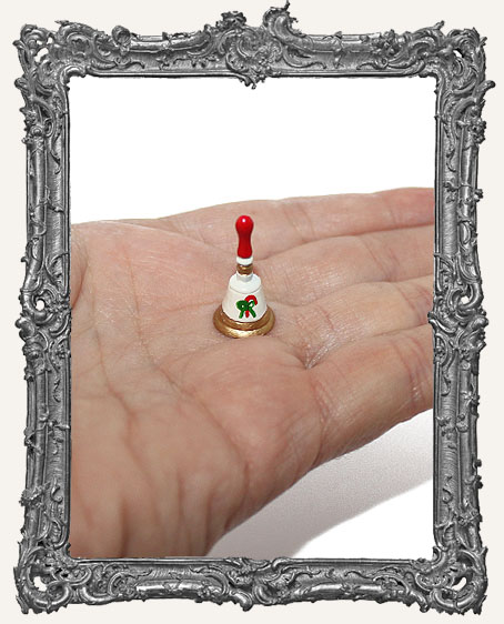 Miniature Christmas Bell