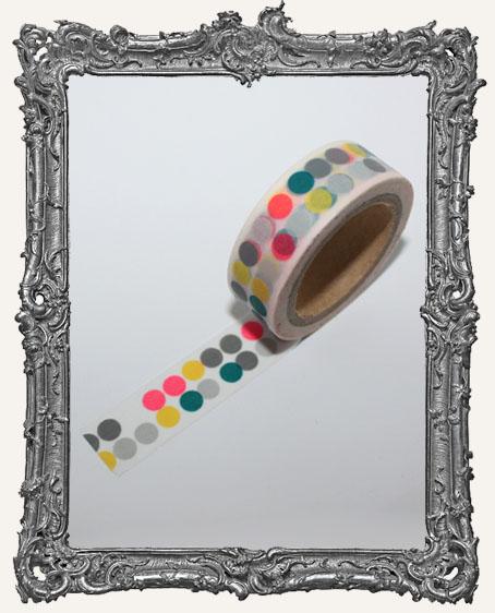 Washi Tape - Mod Dots